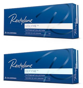 玻尿酸品牌-瑞斯朗女神 Restylane OBT