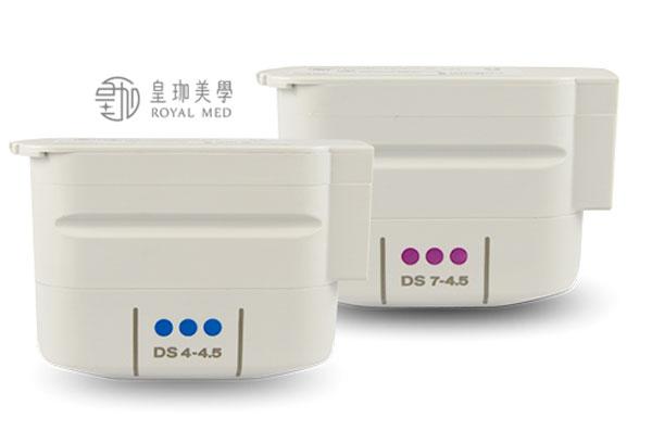 Ulthera極線音波探頭能量4.5mm:SMAS筋膜層